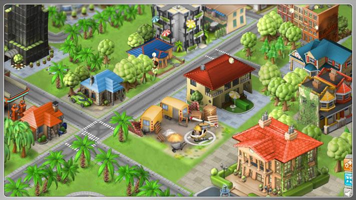 Costruiamo una citt con ramacity for Case facili da costruire