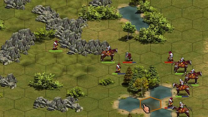 Browser game tipo Civilization combattimenti