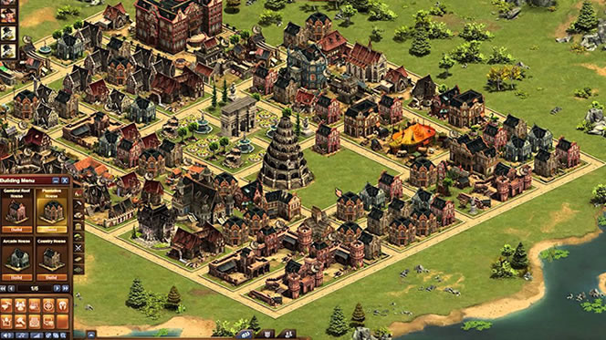 Browser game tipo Civilization