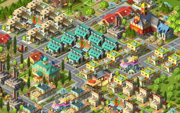 Costruzione città